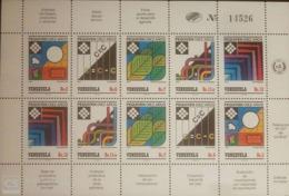 O) 1987 VENEZUELA, OIL - PETROCHEMICAL - PLASTICS - REFINED OIL PRODUCTOS - FERTILIZER - INSTALLATIONS - EXPANSION - SC - Venezuela
