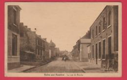 Solre-sur-Sambre - La Rue De Binche ( Voir Verso ) - Erquelinnes