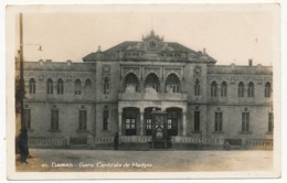 CPSM - DAMAS (Syrie) - Gare Centrale De Hedjaz - Siria