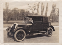 VOITURE PANHARD X37 1924 - Automobiles