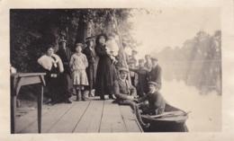 YVELINES NEUVILLE FETE DE L ACP SEPTEMBRE 1916 - Lieux