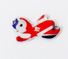 Pin's Mascotte JO London  Londres 2012 - RE/01 - Jeux Olympiques