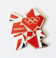 Pin's JO London  Londres 2012 - RE/01 - Jeux Olympiques