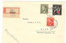 22245 - Croix Rouge - Böhmen Und Mähren