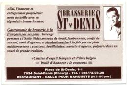 Saint-Denis (Obourg) - Brasserie St Denis - Mons