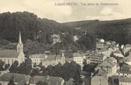 LAROCHETTE Vue Prise Du Verlorenkost RV - Larochette