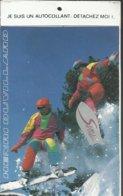 Autocollant - Henri Duvillard - Vêtement Pour Le Ski - Autocollants