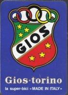 "Autocollant - Gios - Torino  La Super -bici ""made In Italy"" - Magasin De Vélos En Italie - Autocollants"