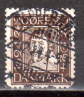 Dänemark 1924 Mi. 136 Gestempelt (br0589) - Usado
