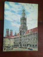 Münich - Place Sainte Mary - Hôtel De Ville - Cathédrale - München