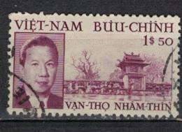 VIETNAM                N°     YVERT   20  OBLITERE              ( Ob  4/G ) - Vietnam