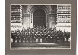 Monaco.Corps Des Carabiniers Du Prince.Photo Numa Blanc.G.Depaille Succ.Monte Carlo. - Mónaco
