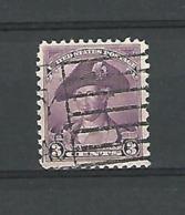 1932 BICENTENNIAL WASHINGTON 3 CENTS OBLITÉRÉ - Etats-Unis