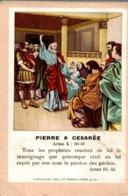 Image Pieuse : Pierre à Cesarée - Images Religieuses