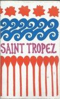 Autocollant - Saint Tropez - Autocollants