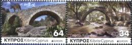 Mint Stamps Europa CEPT 2018 From Cyprus - 2018