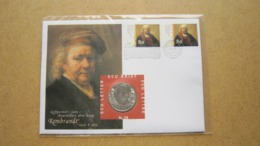 ECU Brief / Letter / Lettre ( N° 38 ) REMBRANDT Van RIJN ( Details > Zie Foto's ) > Schilder ! - Pays-Bas