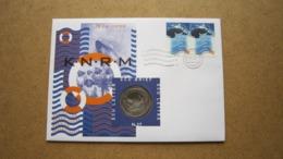ECU Brief / Letter / Lettre ( N° 37 ) K.N.R.M. ( Details > Zie Foto's ) > Redding ! - Pays-Bas