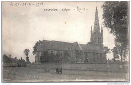 59 REXPOEDE - L'église - Autres Communes