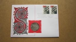 ECU Brief / Letter / Lettre ( N° 31 ) M. C. ESCHER ( Details > Zie Foto's ) > Kunst ! - Pays-Bas