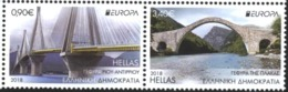 Mint Stamps  Europa CEPT 2017 From Greece - 2018