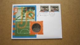 ECU Brief / Letter / Lettre ( N° 29 ) 100 JAAR KNHB ( Details > Zie Foto's ) > Hockey ! - Pays-Bas