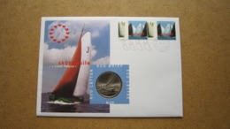 ECU Brief / Letter / Lettre ( N° 23 ) HOLLAND PROMOTION - Skutsjesile ( Details > Zie Foto's ) > Wateren ! - Nederland