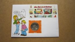 ECU Brief / Letter / Lettre ( N° 34 ) JAN, JANS En De KINDEREN ( Details > Zie Foto's ) > Strips ! - Pays-Bas