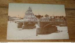 LITUANIE : VILNIUS - WILNA : Swerinez Brucke Mit Snamen Kirche...... ... KK-188 - Lituanie