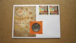 ECU Brief / Letter / Lettre ( N° 22 ) EUROPESE UNIE ( Details > Zie Foto's ) ! - Pays-Bas