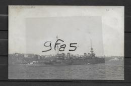 Croiseur Cuirassé  LEON GAMBETTA - Carte écrite - Krieg