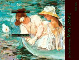 Togo 2014  Paintings   Mary Cassatt - Togo (1960-...)