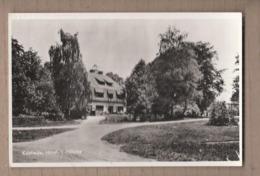 CPSM PAYS-BAS - HOLLANDE - KOOTWIJK - Hotel 't Hilletje - TB PLAN Etablissement Et Sa Terrasse Petite Animation - Pays-Bas