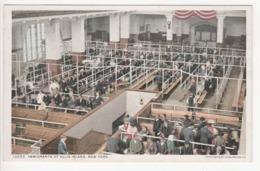 ° ETATS UNIS ° NEW YORK ° IMMIGRANTS AT ELLIS ISLAND ° - Ellis Island