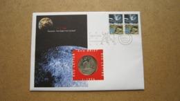 ECU Brief / Letter / Lettre ( N° 1 - 1994 ) MAANLANDING ( Details > Zie Foto's ) ! - Pays-Bas
