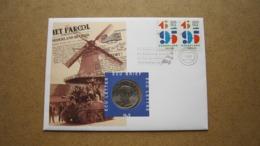 ECU Brief / Letter / Lettre ( N° 5 ) TWEEDE WERELDOORLOG - VIERING VAN DE BEVRIJDING ( Details > Zie Foto's ) ! - Non Classés