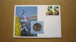 ECU Brief / Letter / Lettre ( N° 35 ) 100 JAAR VOGELBESCHERMING NEDERLAND ( Details > Zie Foto's ) ! - Sin Clasificación
