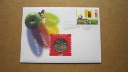 ECU Brief / Letter / Lettre ( N° 27 ) DE VIER JAARGETIJDEN ( Details > Zie Foto's ) ! - Nederland