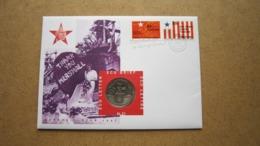 ECU Brief / Letter / Lettre ( N° 21 ) MARSHALL PLAN ( Details > Zie Foto's ) ! - Unclassified
