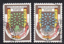 GUINEA [1960] MiNr 0042-43 ( O/used ) - Guinea (1958-...)