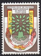 GUINEA [1960] MiNr 0043 ( **/mnh ) - Guinea (1958-...)
