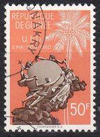 GUINEA [1960] MiNr 0048 ( O/used ) - Guinea (1958-...)
