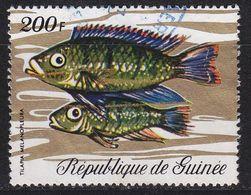 GUINEA [1971] MiNr 0582 ( O/used ) Tiere - Guinea (1958-...)