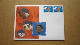 ECU Brief / Letter / Lettre ( N° 26 ) GEBOORTE ( Details > Zie Foto's ) ! - Pays-Bas
