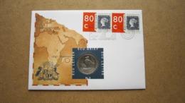 ECU Brief / Letter / Lettre ( N° 3 ) MAURITIUS ( Details > Zie Foto's ) ! - Nederland