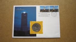 ECU Brief / Letter / Lettre ( N° 2 - 1994 ) VUURTORENS ( Details > Zie Foto's ) ! - Non Classés