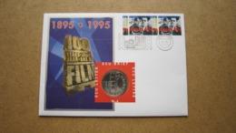 ECU Brief / Letter / Lettre ( N° 4 ) 100 JAAR FILM ( Details > Zie Foto's ) ! - Nederland