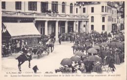 CPA - 39 - LONS LE SAUNIER - Inauguration De La Salle Des Fêtes - 354 - Lons Le Saunier