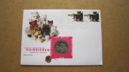 ECU Brief / Letter / Lettre ( N° 33 ) HUISDIEREN ( Details > Zie Foto's ) ! - Pays-Bas