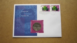ECU Brief / Letter / Lettre ( N° 24 ) SCHUBERT( Details > Zie Foto's ) ! - Pays-Bas